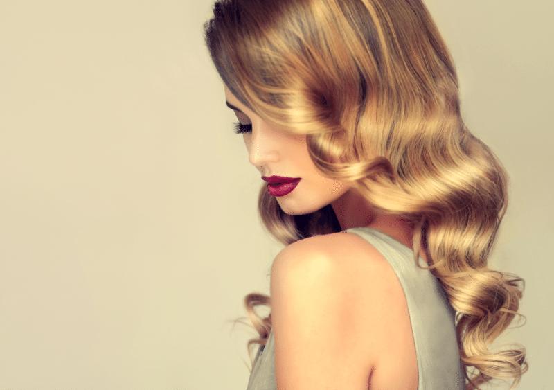 колорування на русяве волосся для салонів Ніка та Африка