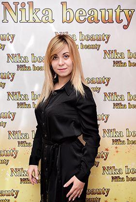 Віктория Штоник
