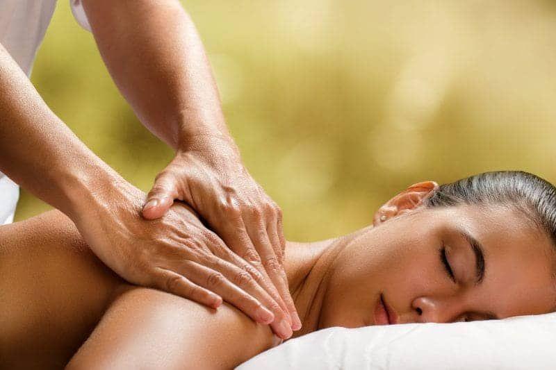 масаж спина для салонів Ніка та Африка