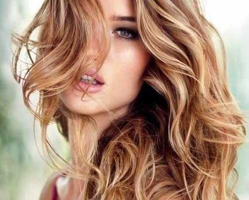 мелірування на русяве волосся У салонах «Ніка» та «Африка»
