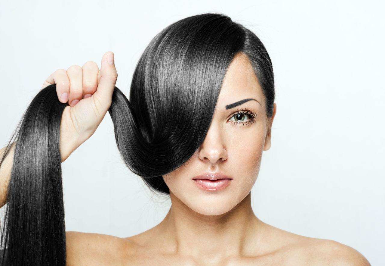 лечение волос и кожи голові в салонах «Ника» и «Африка»