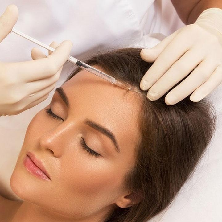 мезотерапія волосся ціна дивує для салонів Ніка і Африка