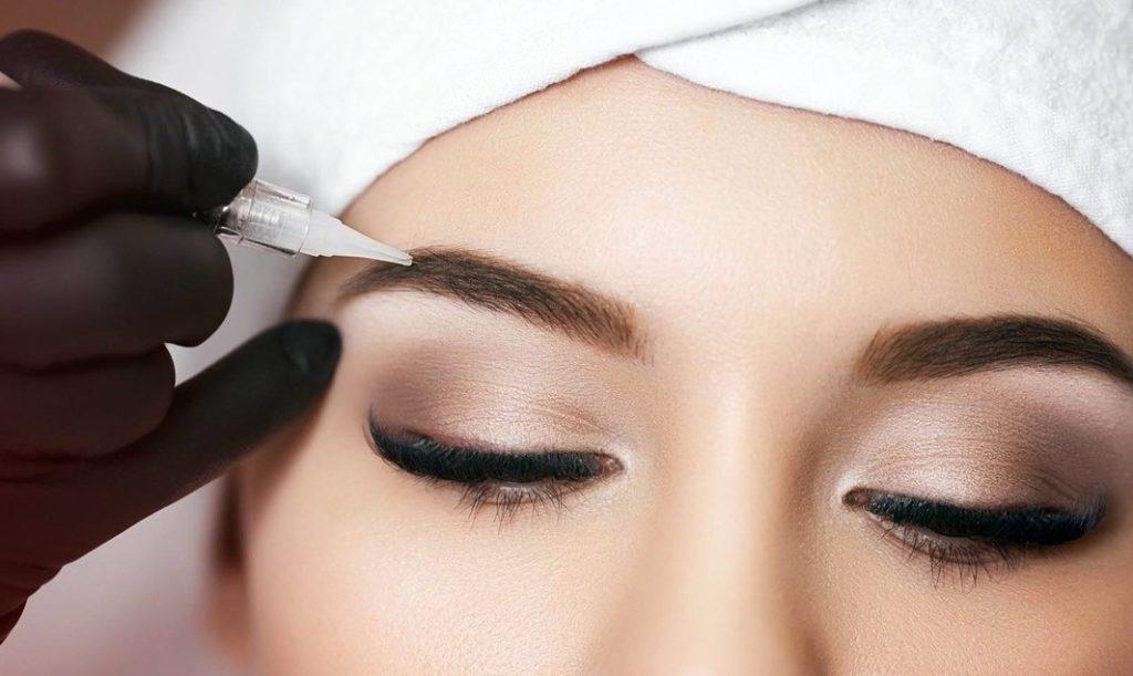 перманентный макияж бровей цена для салонов Ника и Африка